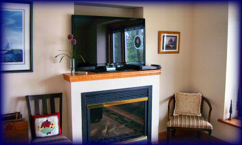 bay view fire place